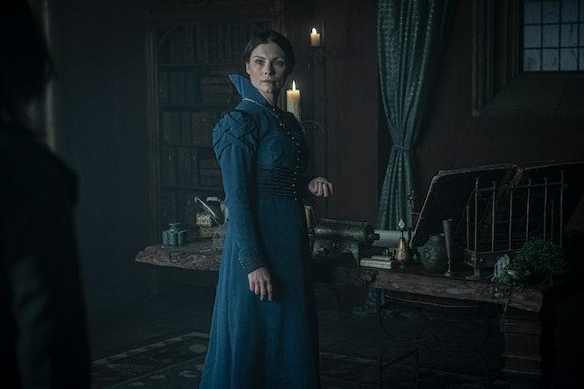 MyAnna Buring stars in Netflix's The Witcher.