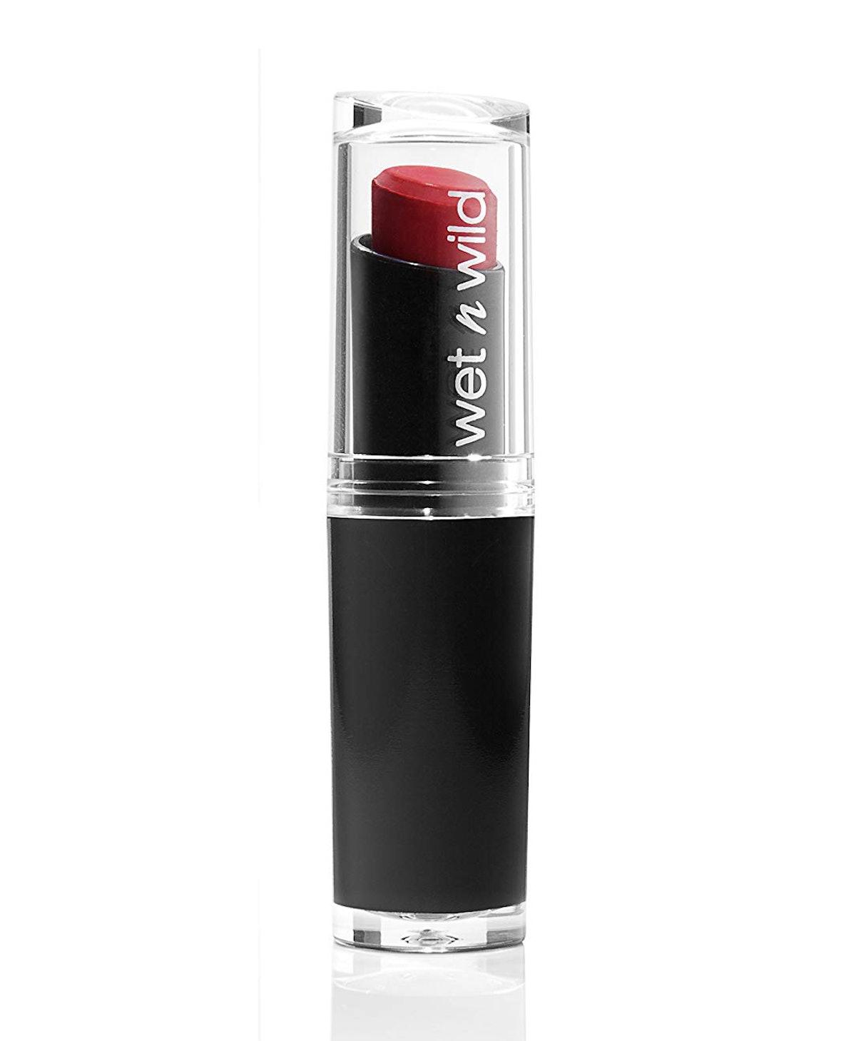 Wet n' Wild Megalast Lip Color, Stoplight Red