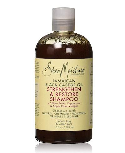 Shea Moisture Jamaican Black Castor Oil Strengthen & Restore Shampoo