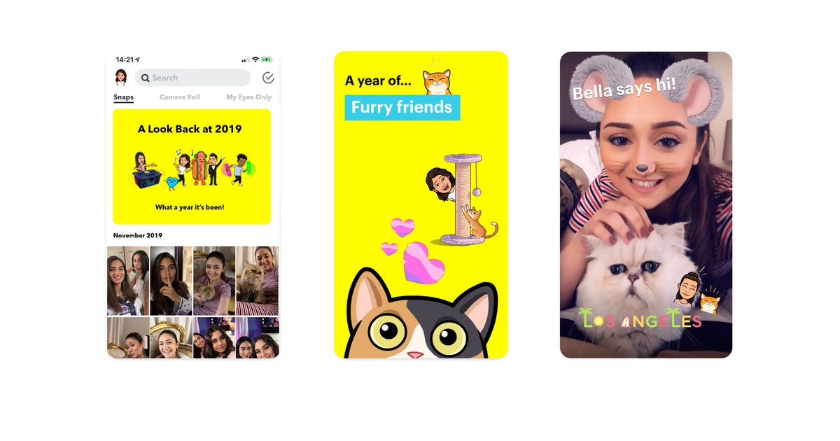 Here's How To Find Your Snapchat 2019 Year In Review For A Fun Look Back
