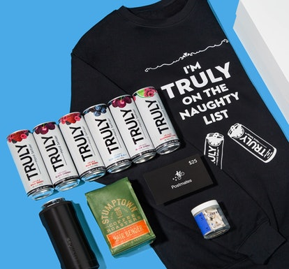 Truly Survive the Holidays Gift Box