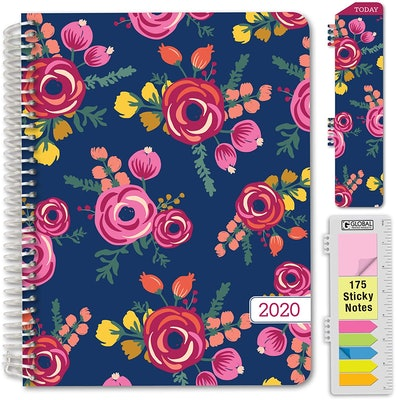 Hardcover Calendar Year 2020 Planner
