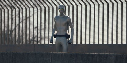 Lube Man is still a mystery on 'Watchmen'