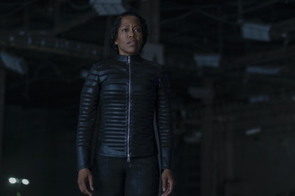 Angela Abar walked on water in the 'Watchmen' finale