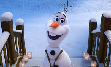 'Frozen' fans can order an Olaf Frappuccino at Starbucks with a new recipe.