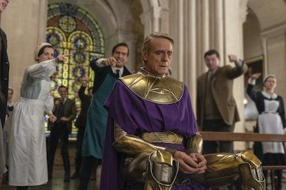 Adrian Veidt will find himself in another prison in 'Watchmen' Season 2