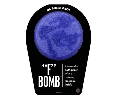 Da Bomb Bath Bomb