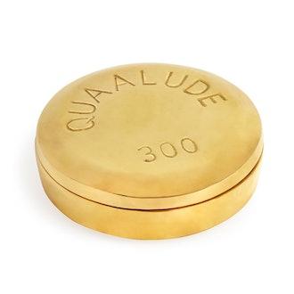 Quaalude Pill Box by Jonathan Adler