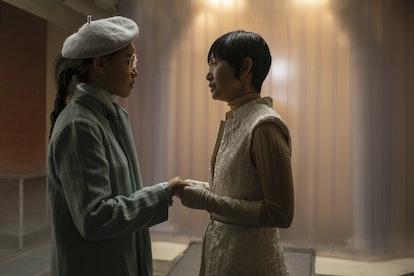 Jolie Hoang-Rappaport, Hong Chau in Watchmen