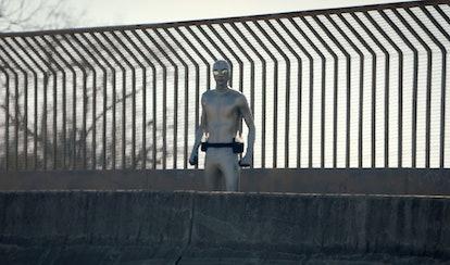 Lube Man in Watchmen