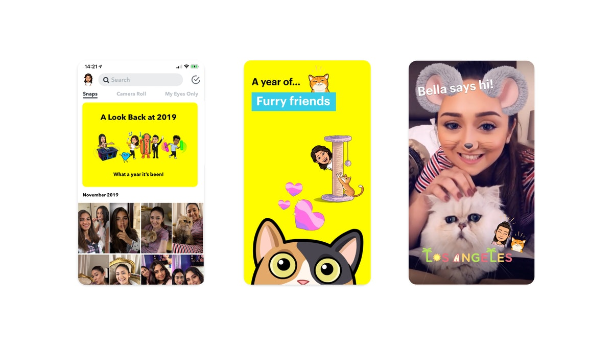 Why Don't I Have Snapchat's Year In Review 2019 Story? It might have to do with your snapping habits...