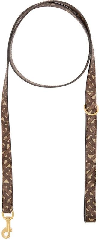 Brown Monogram Dog Leash
