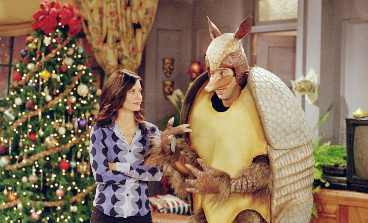 'Friends' holiday episodes were a tradition for the sitcom.