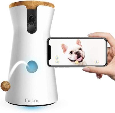 Furbo Treat Tossing Dog Camera
