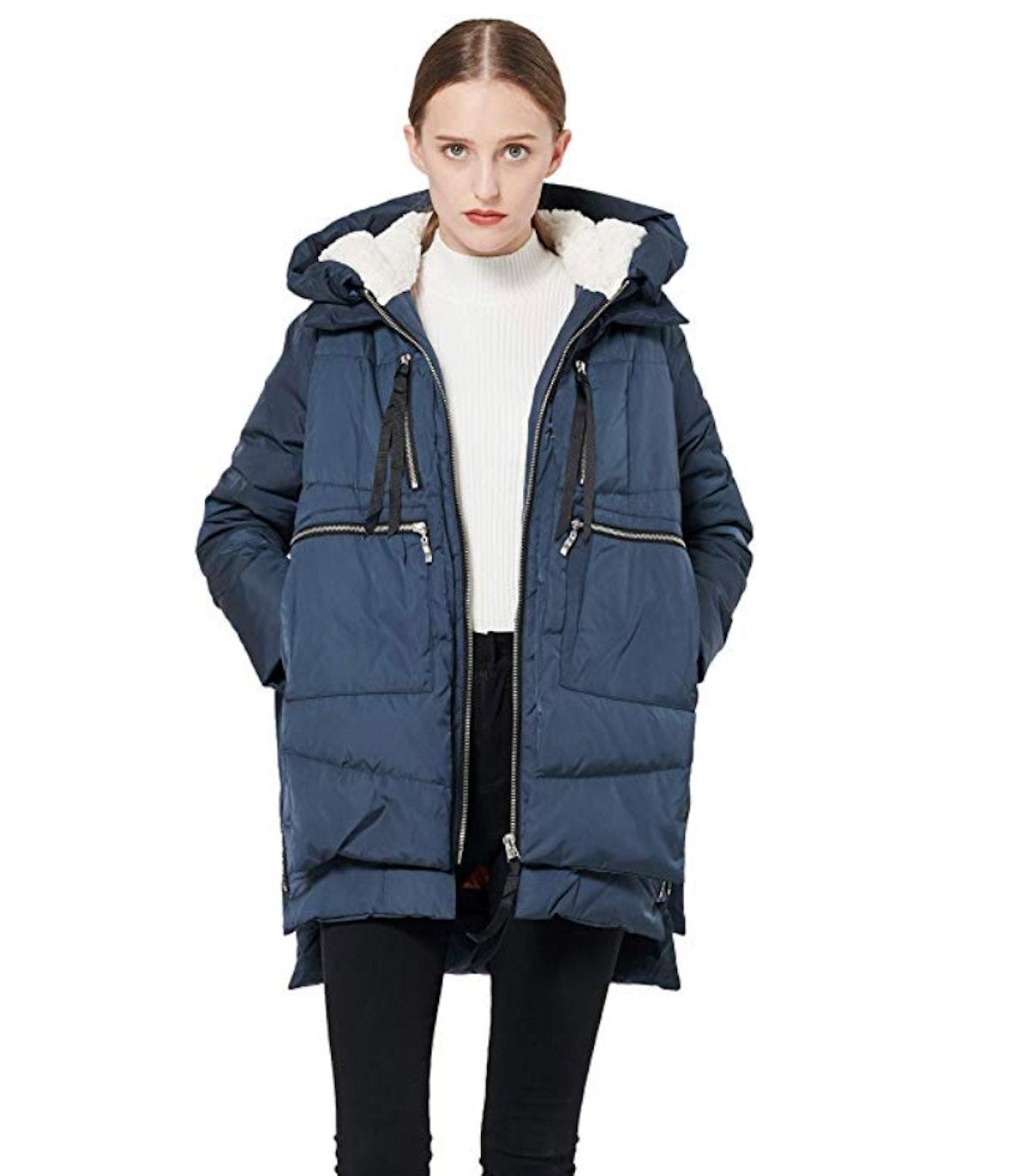 Orolay Women's Winter Down Jacket