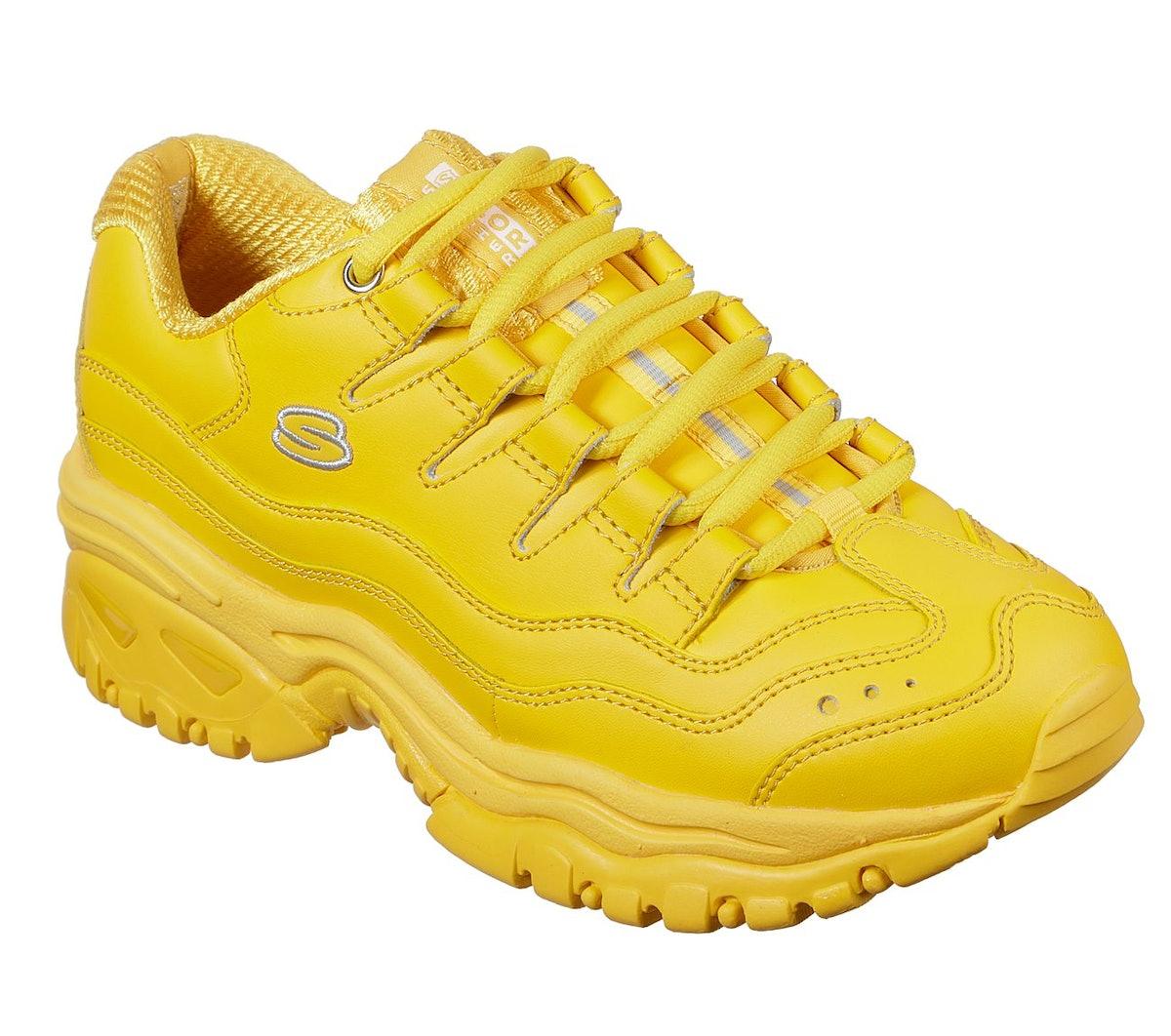 Energy Sneaker in Yellow