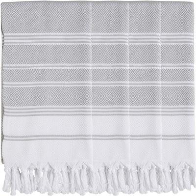 Bosphorus Turkish Towel Set (4-Pack)