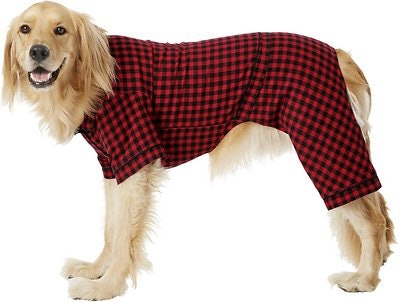 Frisco Classic Dog & Cat Flannel PJs