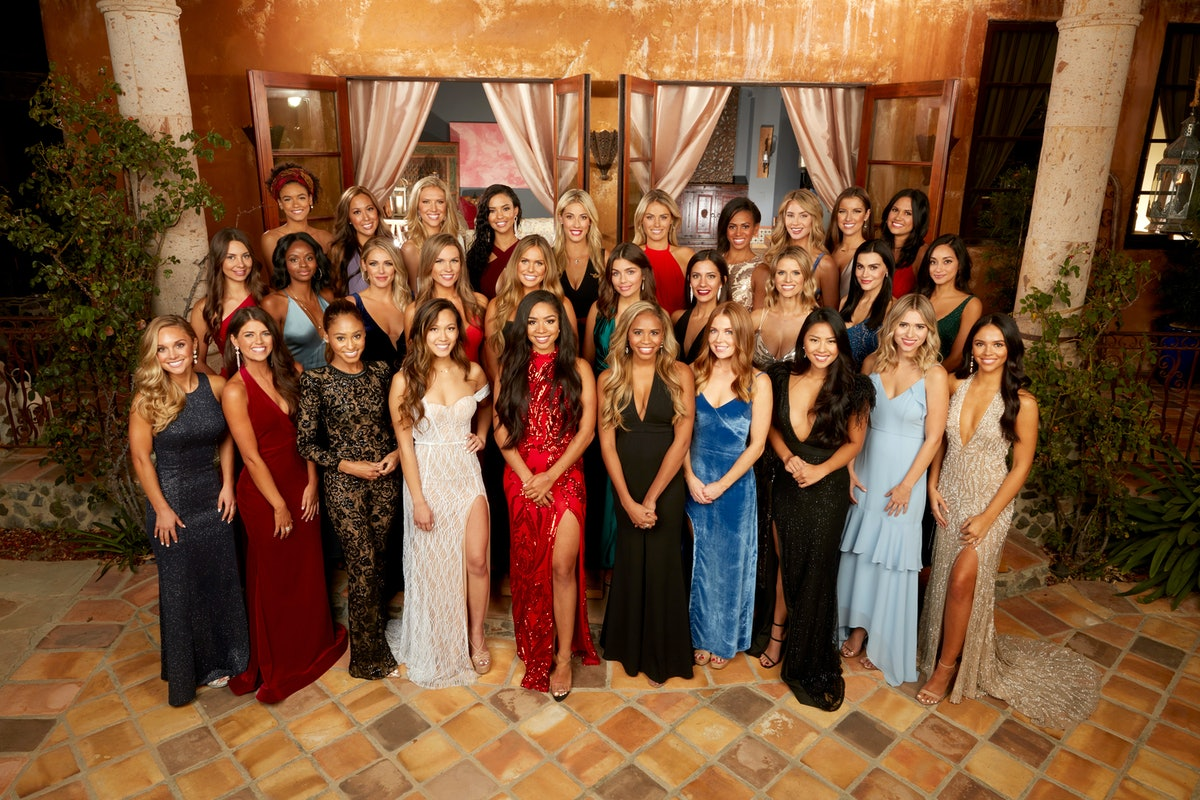 Cast of Peter's season of 'The Bachelor'