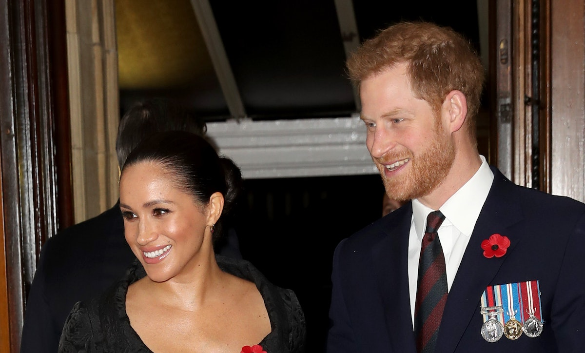 Where will Meghan and Harry spend New Year's 2020? The royal couple will likely spend the holidays a...