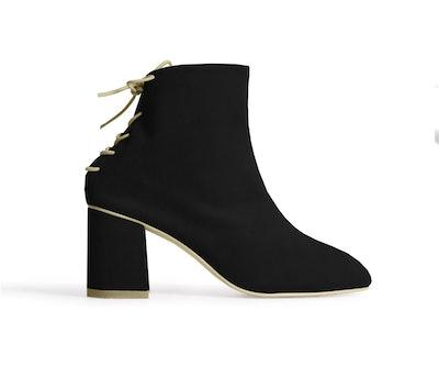 Sock Boot in Sloe