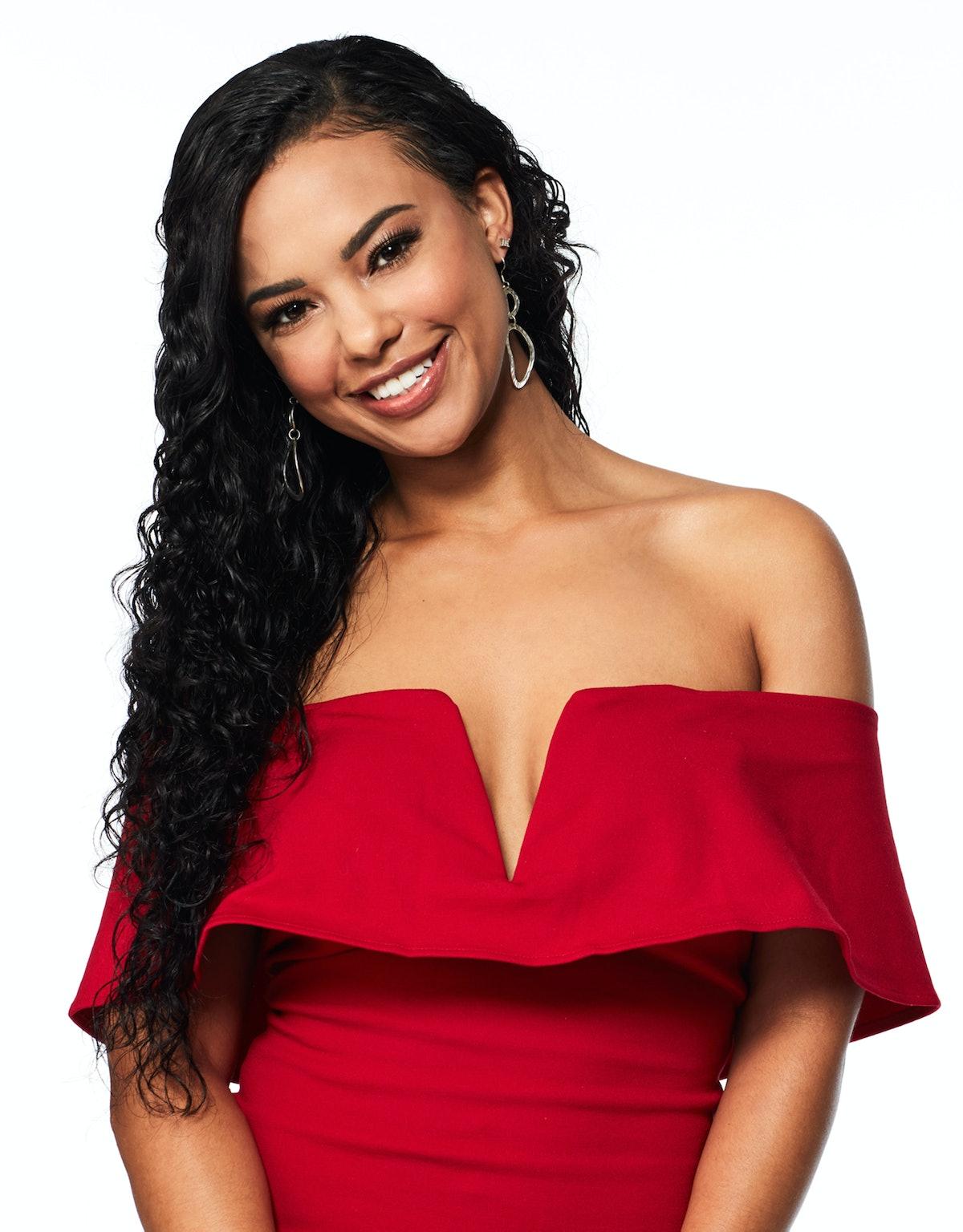 Maurissa on 'The Bachelor'