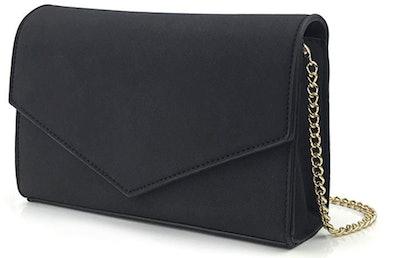 Minimalist Evening Envelope Clutch Chain Shoulder Bag