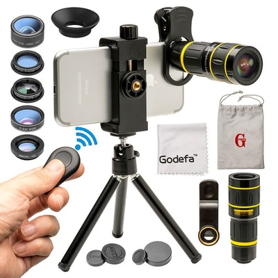Godefa Cell Phone Camera Kit