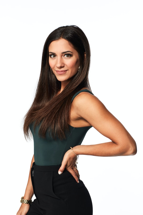 Katrina on 'The Bachelor'