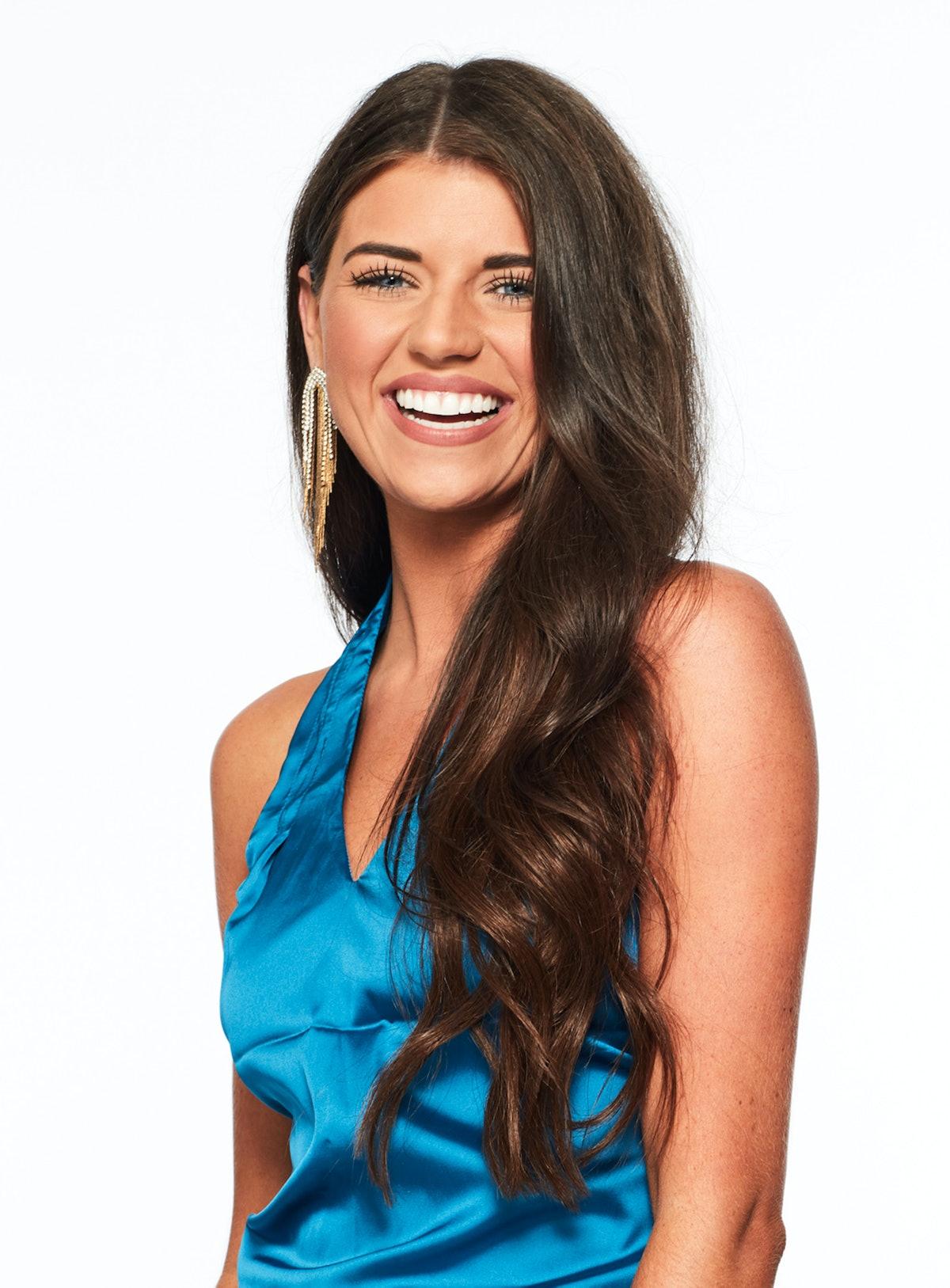 Madison on 'The Bachelor'