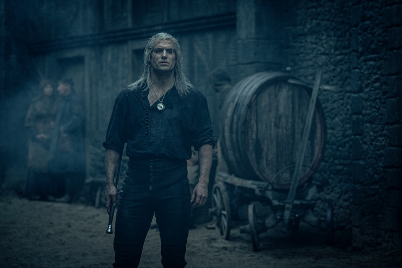 The Witcher has been renewed for a second season.