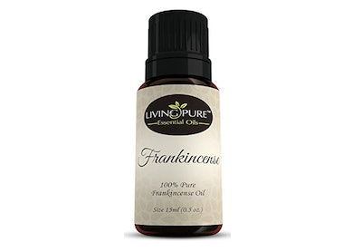 Living Pure Frankincense Essential Oil (0.5 Oz.)