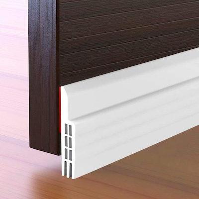 Suptikes Adhesive Door Draft Stopper