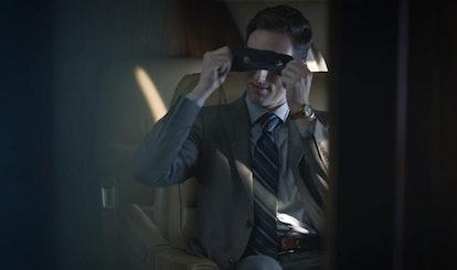 Dustin Ingram as Agent Dale Petey in Watchmen