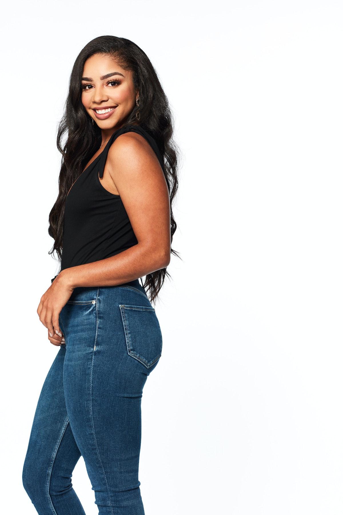 Deandra on 'The Bachelor'