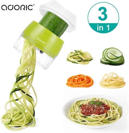Adoric Vegetable Spiralizer