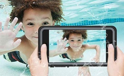 OTBBA Waterproof Iphone Case