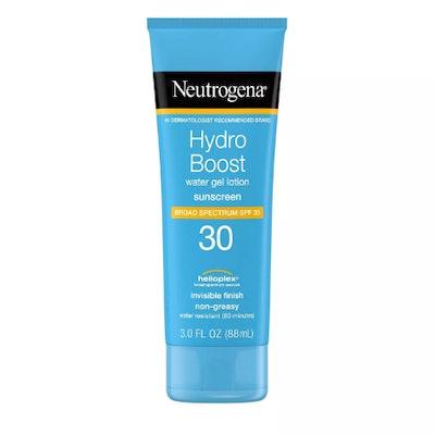 Hydroboost Non-Greasy Sunscreen Lotion