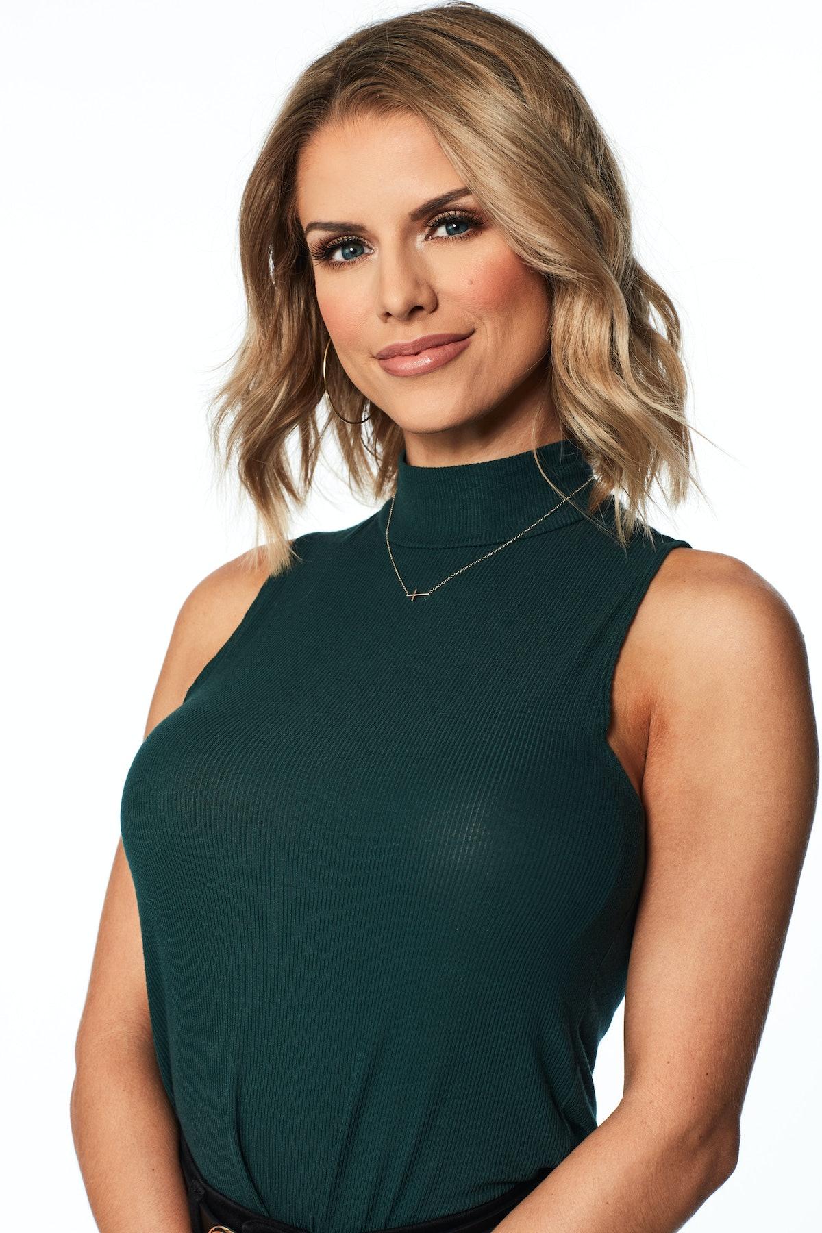 Courtney on 'The Bachelor'