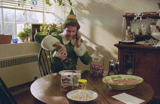 Everyone should participate in answer the telephone like Buddy the Elf day on Dec. 18 to spread Christmas cheer.
