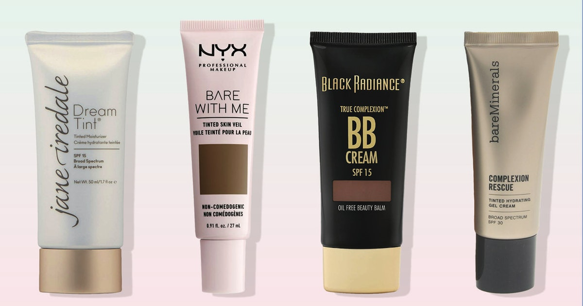 The 6 Best Tinted Moisturizers