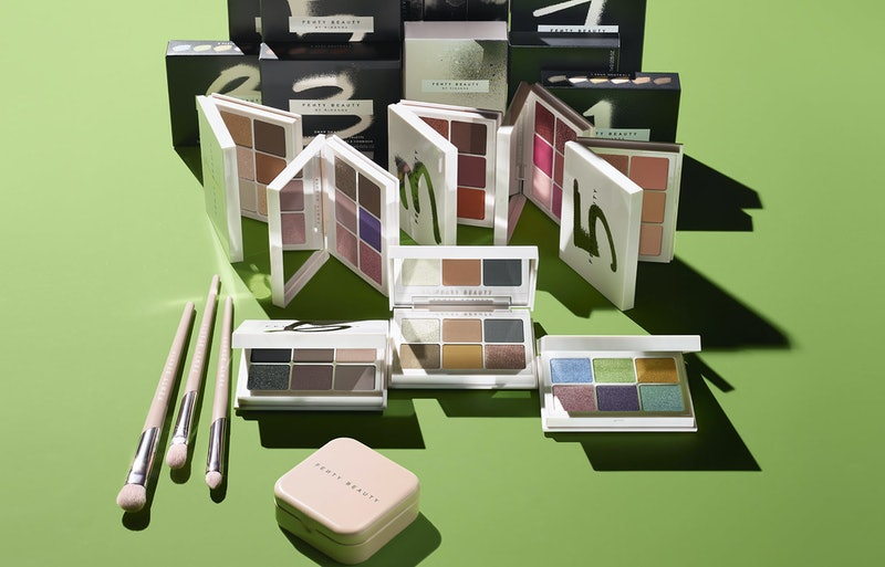 Fenty Beauty's new Snap Shadows Mix & Match Eyeshadow Palettes are what every eyeshadow enthusiast d...