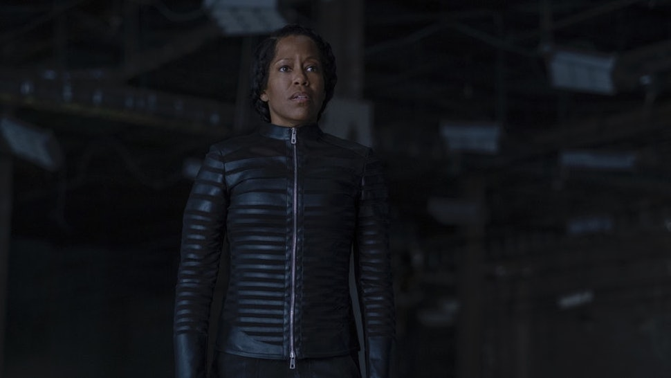 Regina King discusses returning for Watchmen Season 2.