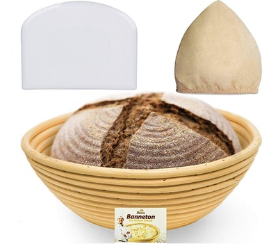 Bread Bosses Bread Banneton Proofing Basket