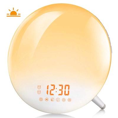 Te-Rich Sunrise Alarm Clock