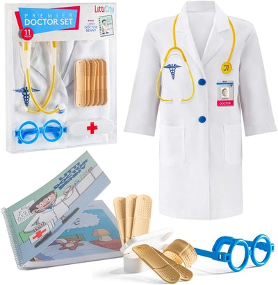 Litti City Doctor Kit for Kids