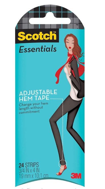 Scotch Essentials Adjustable Hem Tape