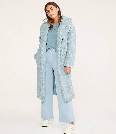 Cozy Up Teddy Coat