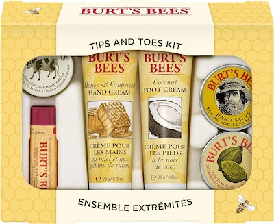 Burt's Bees Tips and Toes Kit Gift Set