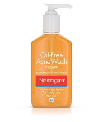 Oil- Free Acne Facial Cleanser